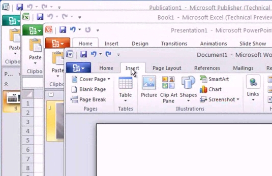 DOWNLOAD: Microsoft Office 2010, SharePoint Server 2010, and other
