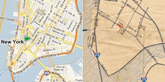 info create your own treasure map sketch using bing maps kurt