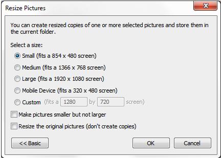 resize images windows image resizer tools