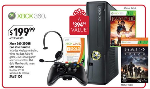 Xbox deals best buy