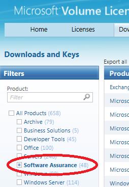 RELEASE: Windows 8 RTM posts to both Volume Licensing