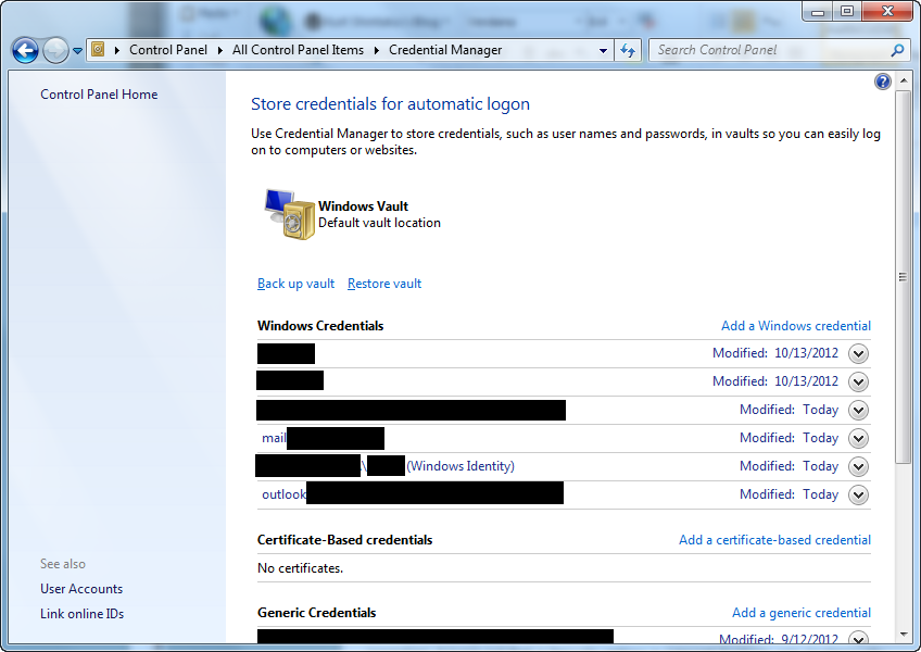 HOWTO: Get rid of repeated Lync/Outlook authentication