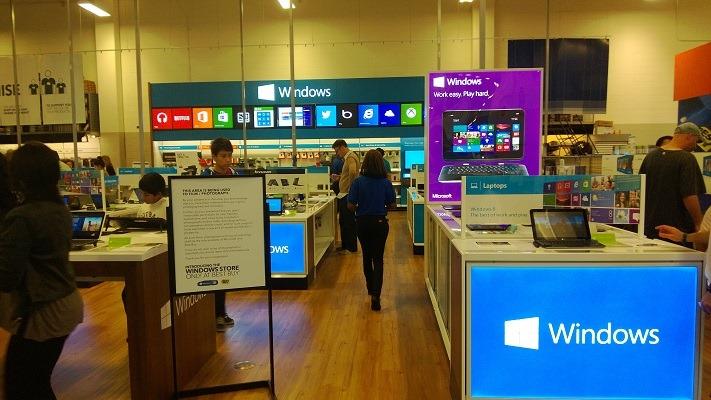EVENT: Windows Store Launch at Best Buy West LA, August ...