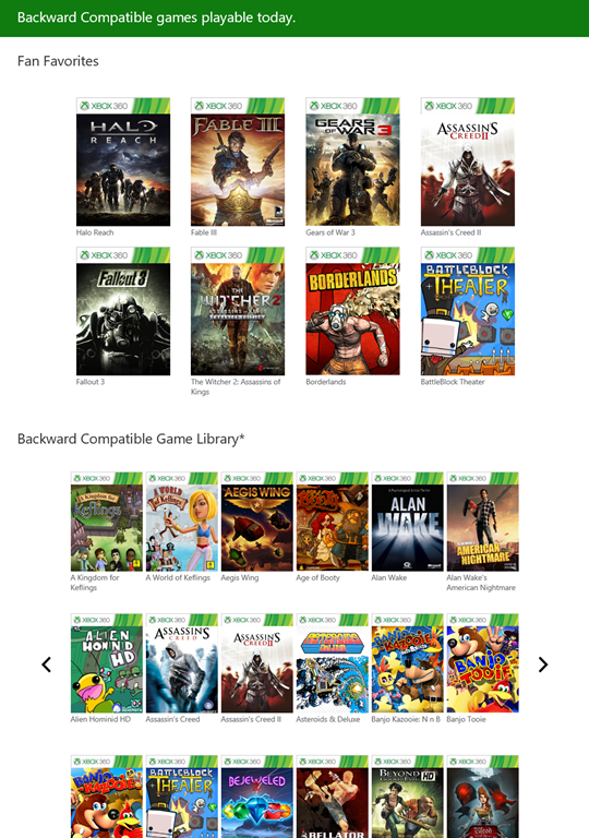 Xbox 1 Games List : Xbox one games list with best picture collections