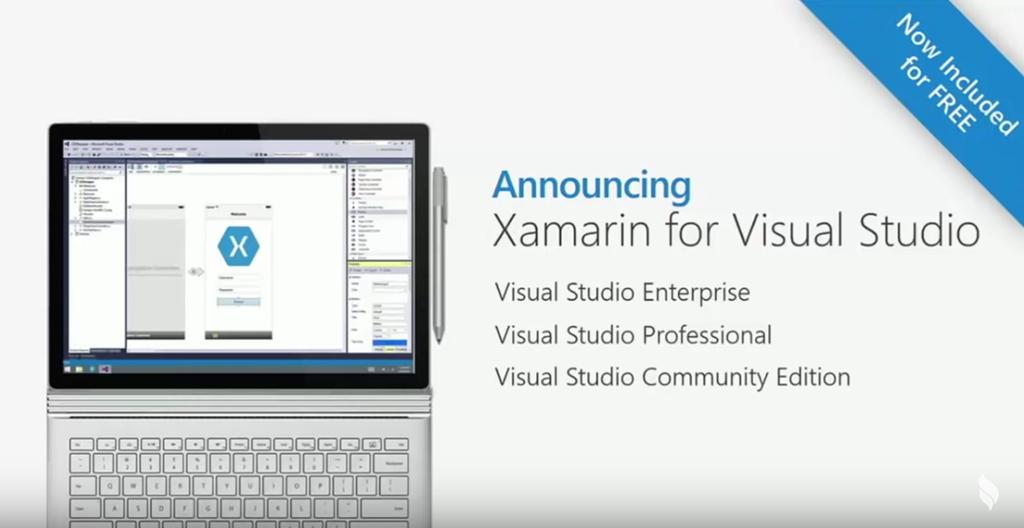 NEWS: Xamarin – iOS/Android/Mac cross-platform development