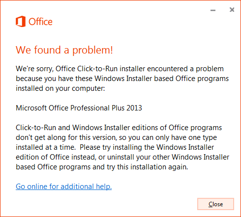 Howto Run Visio 2016project 2016 Alongside Office 365 Pro Plus