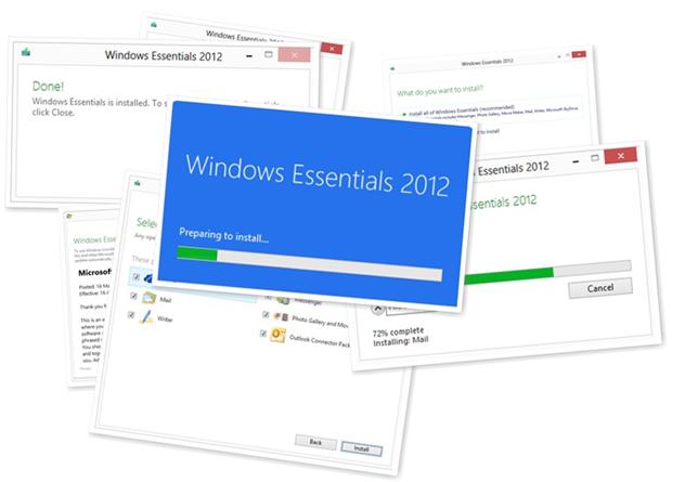 Windows essentials download 2017